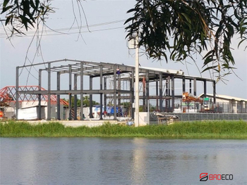 Thailand Steel Structure Project