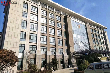The Police Office Building Project In Shanxi