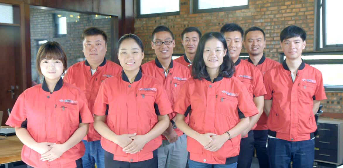 brdeco group office staff