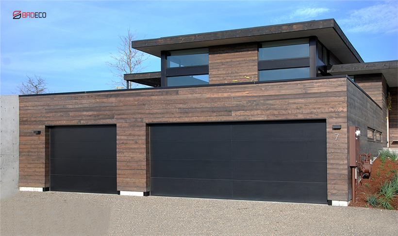 Automatic Garage Door Project In New Zealand - BRDECO