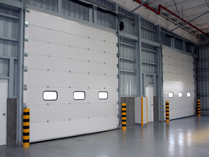 High Lifting Industrial Door