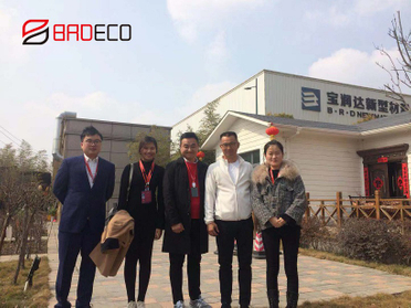 Mr Syaifan From Malaysia Visits BRDECO For Sandwich Panel