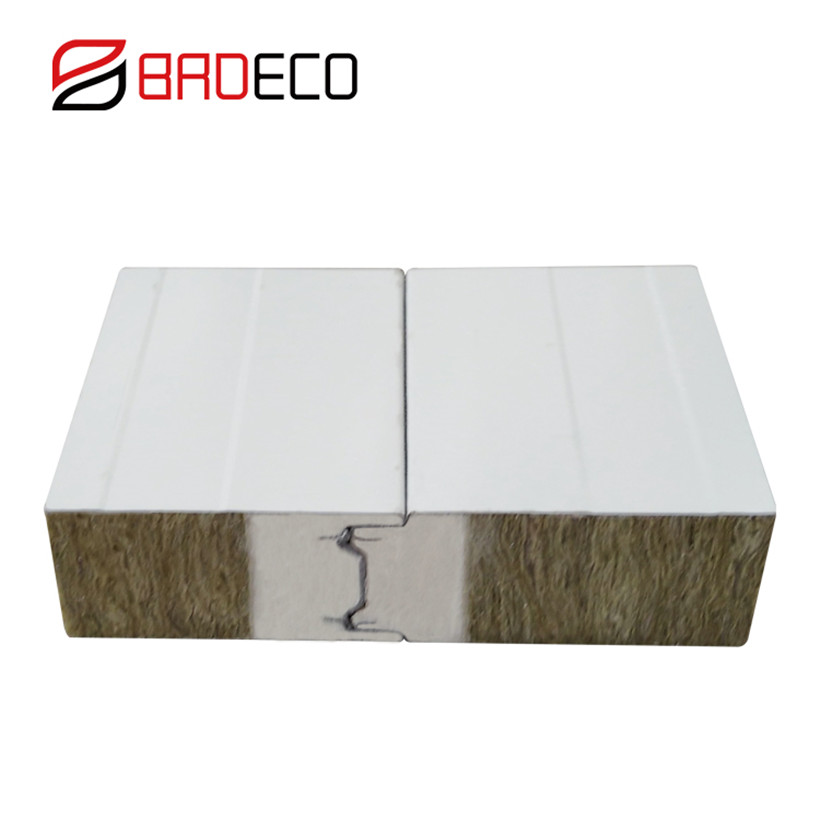 rock wool coldroom panel-BRD