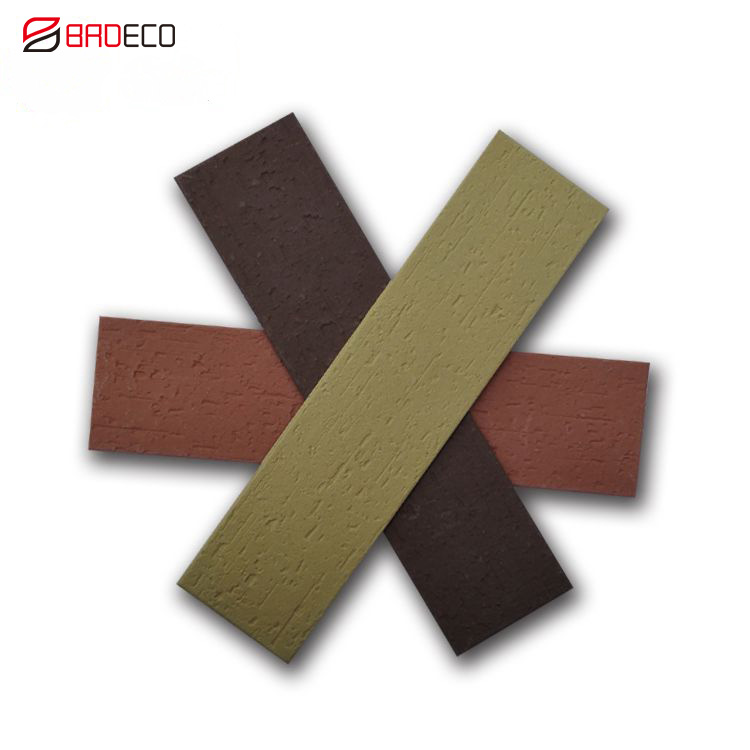 Flexible Clay Materials New Product Decoration Nature Exterior Wall Tile