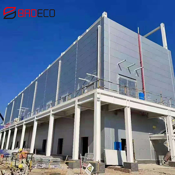 [Project Case]220kV substation project of 75mm pu edge rock wool wall panel is going to be completed