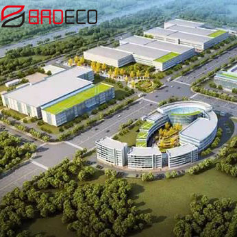 Project Case Wuhan biomedical production base