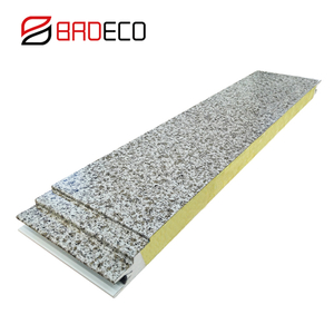 PU Sealing Glass Wool Sandwich Panel