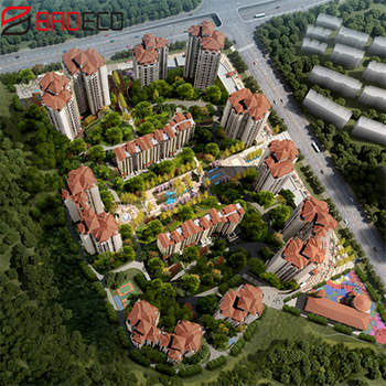[project case] BRD cooperates with Changhong Group to assist the construction of Tianhui City Project