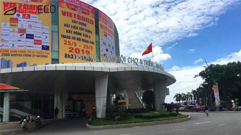 2019 Vietnam Building Materials Expo, BRD is Waiting for You!