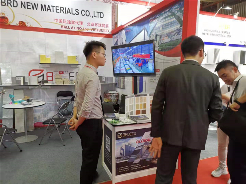 Unprecedented Success On the First Day of BRD Vietnam Exhibition
